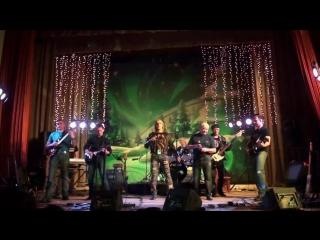Клип на песню Наш родной Борисоглеб в стиле группы Whitesnake
