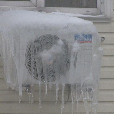 Консервация кондиционеров на зиму.