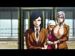 Без Цензуры| Школа-Тюрьма 10 серия AniDub| Prison School 10 эпизод| Школа строгого режима русская озвучка BDRip
