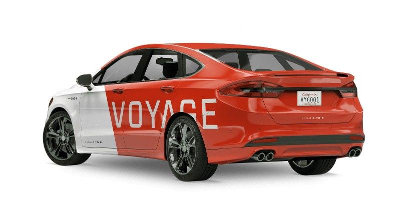 I7KwPj0xLEE Ещё один стартап обещает в скором времени запустить услуги беспилотных такси
