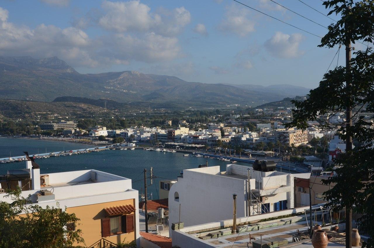 pcMxg95Mz2Y Сития – оживленный городок в Восточной части Крита.