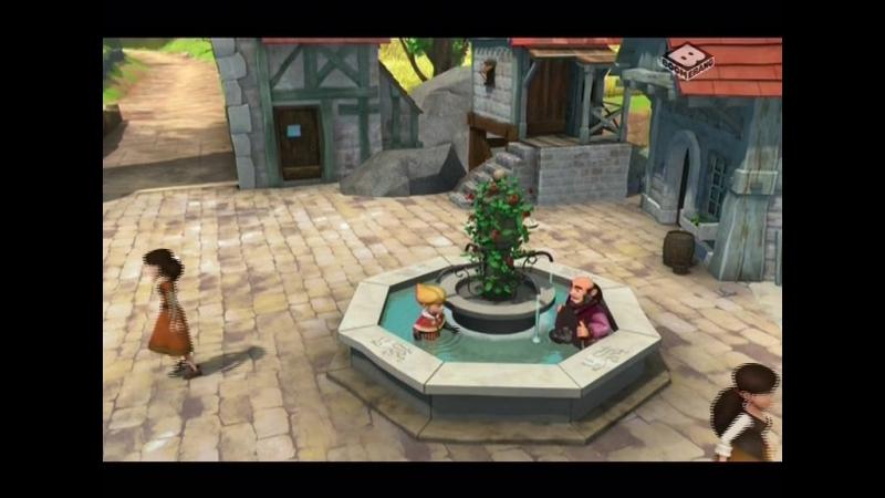 Робин Гуд: Проказник Из Шервуда! s1e11 - Гипнотизер/Шарлатан!