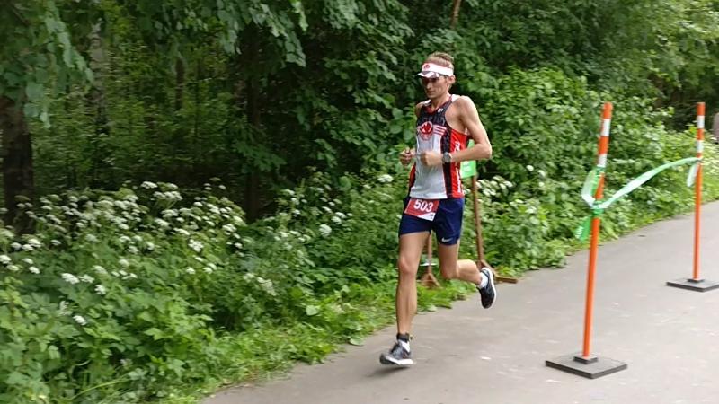 A1 triathlon 113 23.07.2017 Виталий Лисапов