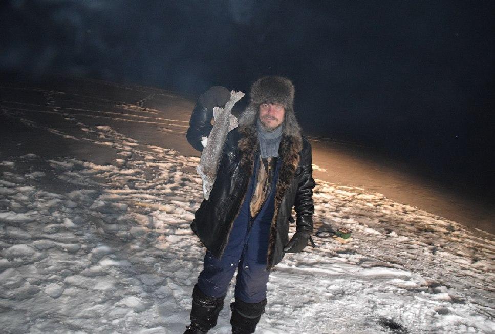 Рыбалка в Якутии на Лене