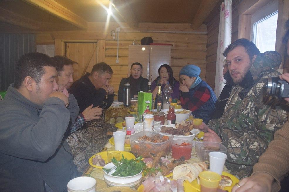 Рыбалка Кэшбери в Якутии