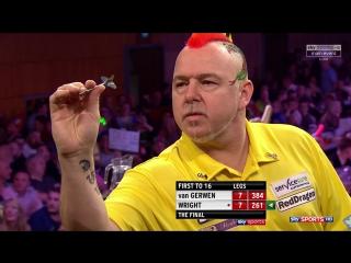 Michael van Gerwen vs Peter Wright (Grand Slam of Darts 2017 / Final)