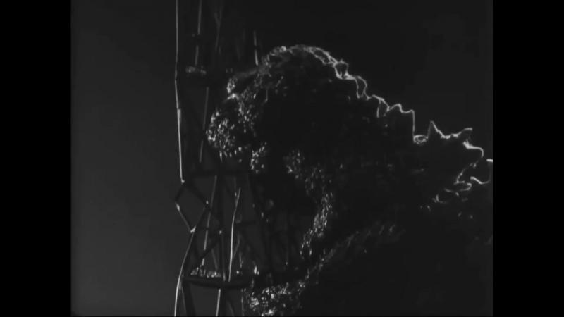 Трейлер Японского Фильма - Годзила (Первое Появление Огнедышащего Атомного Ящера Монстра на Экранах) (Godzilla) (1954)