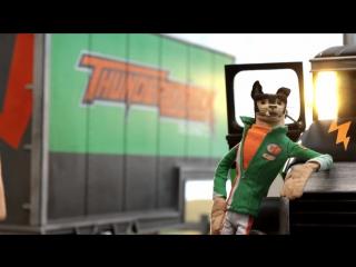 Buddy Thunderstruck S01E01 - Buddy double - Beaver dam fast pizza (rus sub) J-sUn 1080p