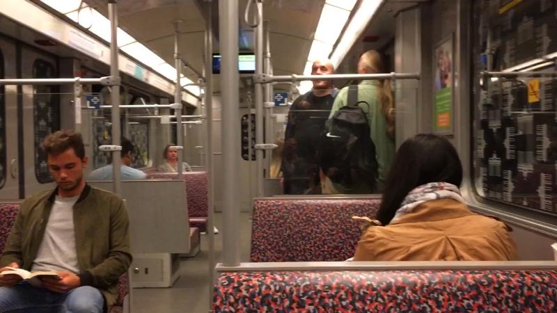 Die Deutsche U-Bahn