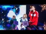 «Новая Фабрика звезд». Зина Куприянович, Влад Рамм и Коляс - «Ни я, ни ты»