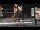 Daisuke Masaoka, Takashi Sasaki vs. Masashi Takeda, Minoru Fujita (FREEDOMS - Kisotengai Damz Tamashi 2017)