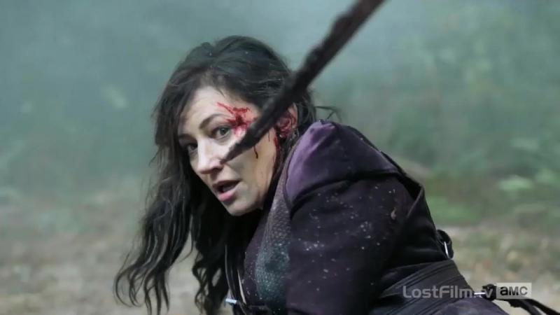 В пустыне смерти. Озвученный тизер ко второму сезону: «Месть Вдовы». LostFilm.TV