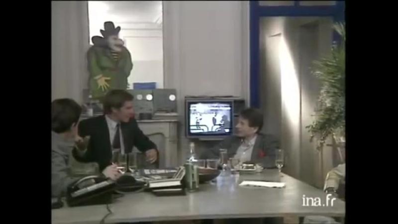 Roman Polanski et Harisson Ford à propos de leur collaboration - Archive INA