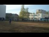 футбол. общежитие номер 1vs2
