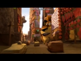 Madagascar 3 - Europe Most Wanted - Part 1