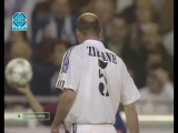 ЛЧ 2001-02 | 1-2 финала | Ответный матч | Реал Мадрид - Барселона 1-1