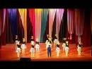 Ансамбль танца Улыбка -танец Хорошее настроение. Нижняя тавда отчетный концерт