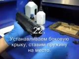 Инструкция по заправке картриджей HP 85a 78a 36a 35a