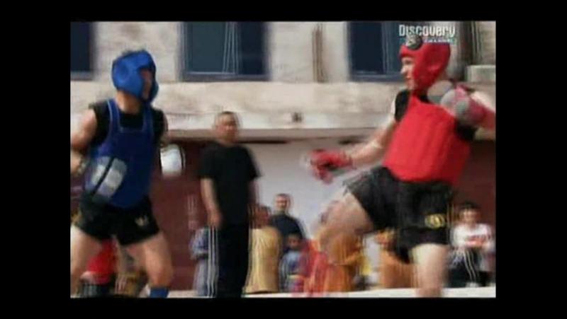 Тайны боевых искусств. Ушу