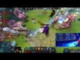 Заключительное сражение второй карты Team Liquid vs Invictus Gaming | The Kiev Major
