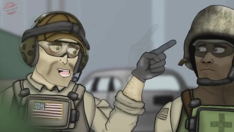 Друзья по Battlefield - 4 сезон - 7-13 серия