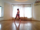 Twerk challenge Dancer Viola Yakusheva