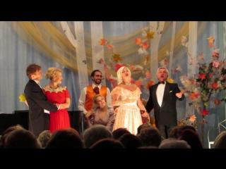 Театр Оперы и Балета. Муз. гостиная. Заключительная песня. г.