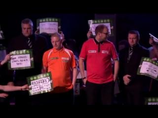 2017 World Grand Prix of Darts Round 1 M.Webster vs North