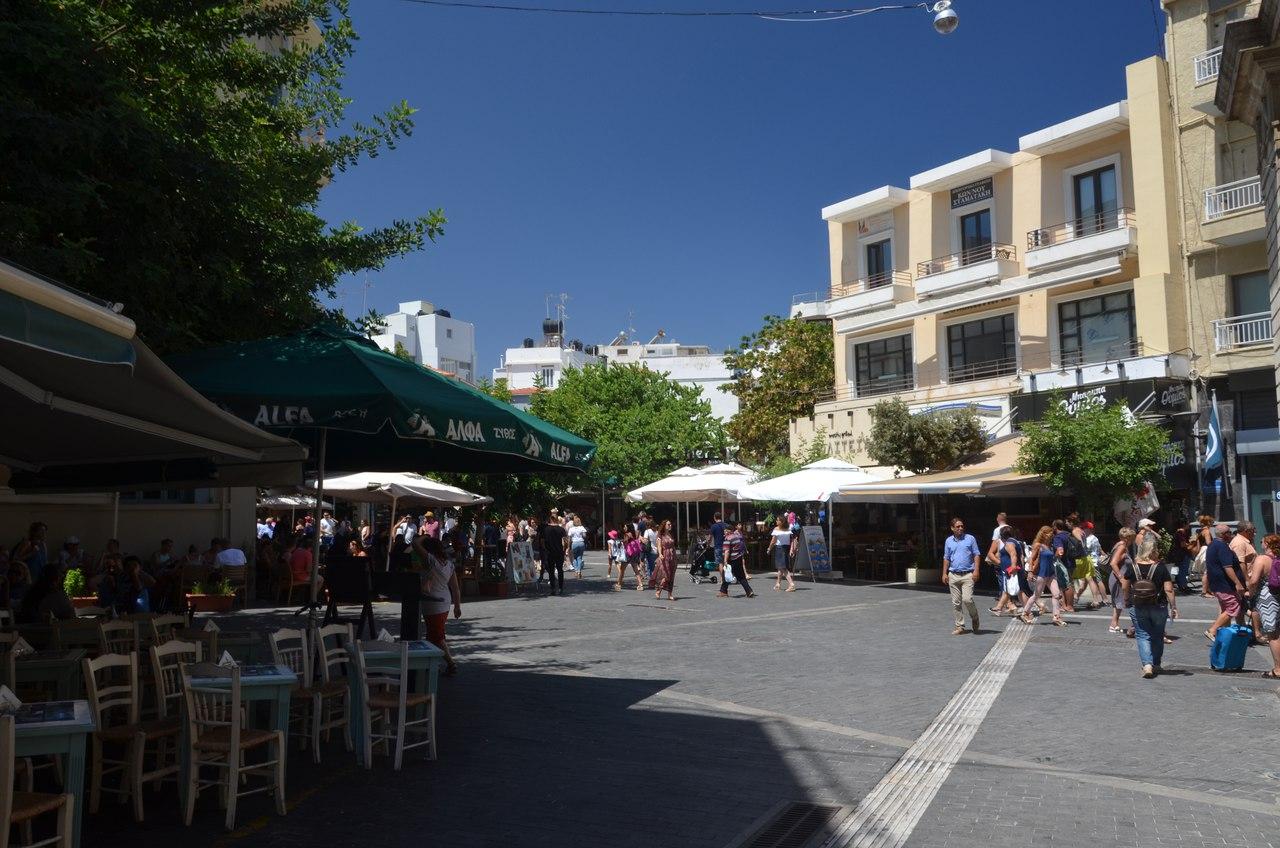 vcnzve4Wnps Ираклион столица о. Крит достопримечательности.