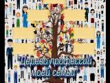 «Древо профессий моей семьи»!