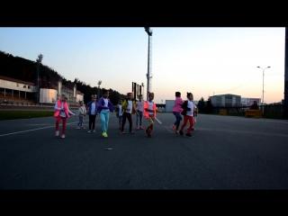 Команда Cherry Boom DF-Studio Modern Baby Latino Baby Dance ATorosyan Mi gente