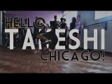 Takeshi  Hello, Chicago!  WEEH
