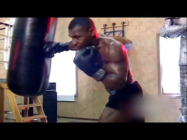 Mike Tyson - The Best Training in One Video