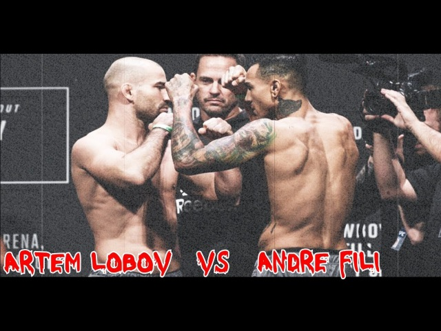 Artem Lobov vs Andre Fili FIGHT HIGHLIGHTS