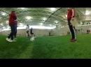 Поль Погба и Хуан Мата в школе Манчестера | видео 360 градусов