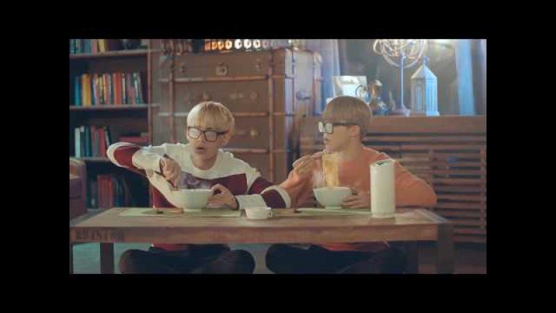 [방탄소년단] sk텔레콤 NUGU시리즈 광고 방탄소년단 모음