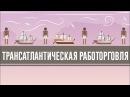 Трансатлантическая работорговля Ускоренный курс мировой истории 24