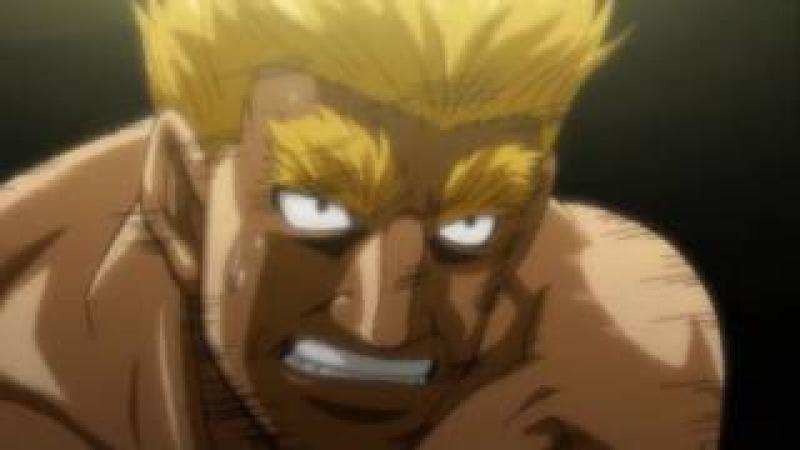 Hajime No Ippo Takamura VS Brian Hawk AMV I Will Show You
