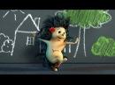 Танцующий Ёжик - Новый танец!
