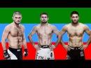 Самые красивые нокауты Дагестанцев в MMA