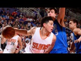 Dallas Mavericks vs Phoenix Suns Full Game Highlights April 9 2017 2016 17 NBA Season