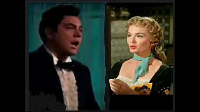 MARIO LANZA WINIFRED SMITH. Deep in My Heart by Romberg. Great Moments in Music.