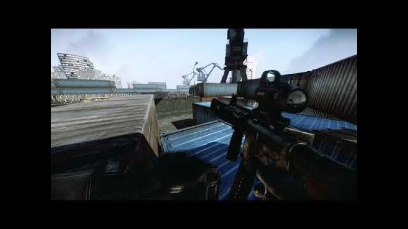 Hired Ops| M4A1 Hamr Multi Gameplay