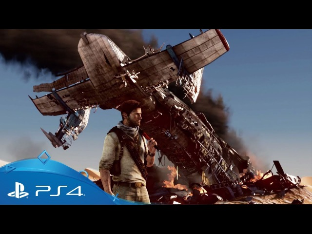 Uncharted   10 Years of Adventure   PS4
