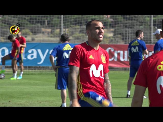 Sandro Ramírez: Estamos ilusionados por traernos la copa
