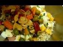 Салат из Риса Итальянский рецепт Insalata di Riso