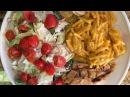 34 Америка РжуНеМогу готовлю обед мужу американцу Сложно назвать это приготовлением