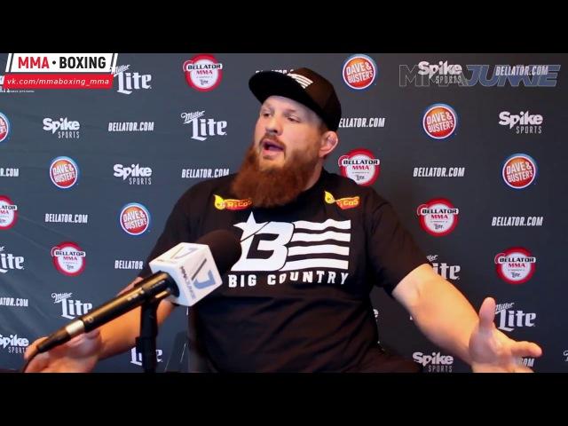 Рой Нельсон о Гран При Pride, титуле UFC, политике и боксерах