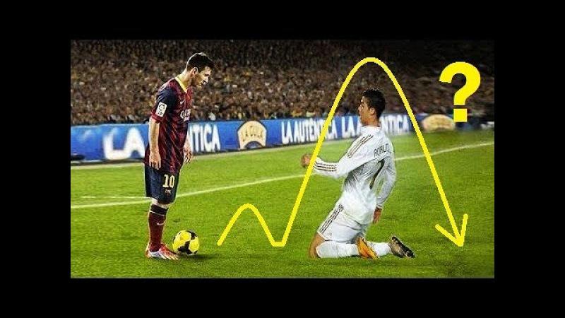 5 Times Lionel Messi Destroyed Cristiano Ronaldo - When Ronaldo Felt Humiliated