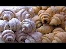 Рогалики песочно-дрожжевые Малыши